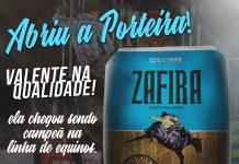 12ad4ef0788d8 RAÇÕES NUTRIMAIS LANÇA LINHA DE PRODUTOS DA ÉGUA ZAFIRA