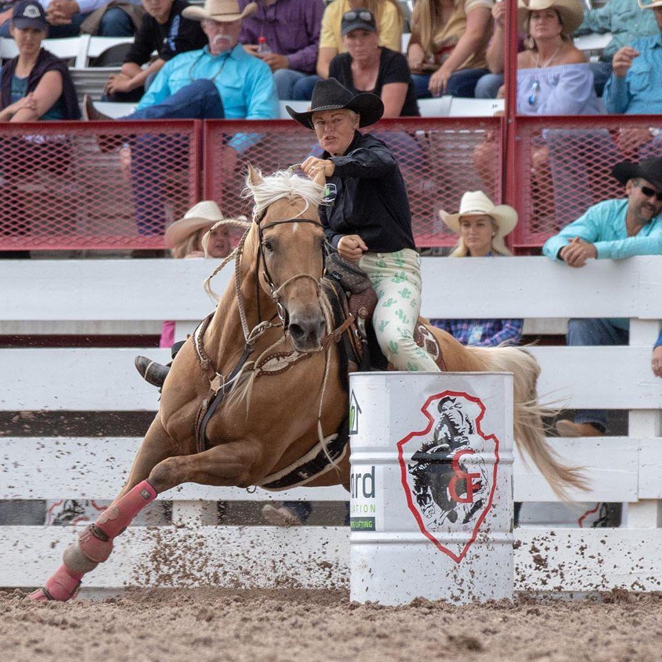 Rodeio de Cheyenne pelas lentes de André Silva